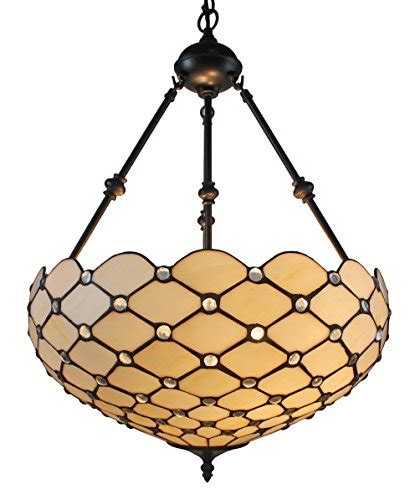 amora lighting tiffany l amora lighting am1117hl18 tiffany style ceiling hanging