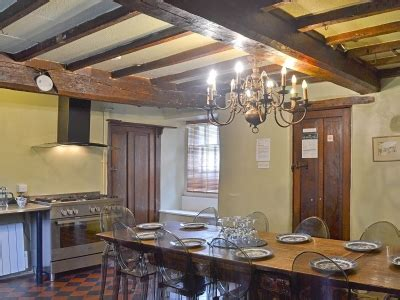 the old angel (ref rbb9) in winster | english country cottages