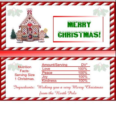 christmas candy wrappers downloads page 2
