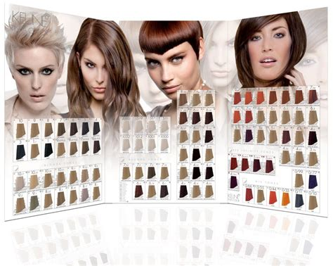 keune color chart keune tinta color hairstyles
