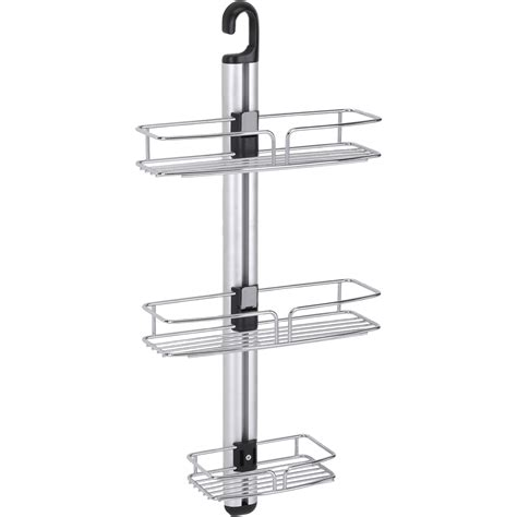Wall Mounted Shower Caddy by Modern 3 Tier Shower Bathroom Wall Mount Caddy In Shower