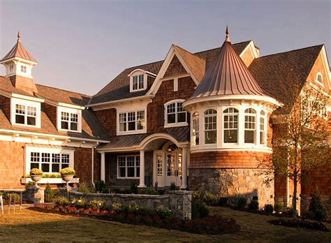 shingle home shingle style house home bunch interior design ideas
