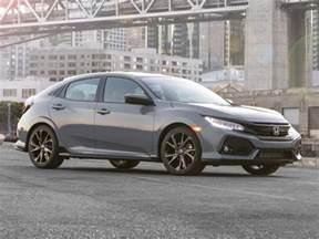 Honda Hatchback Drive 2017 Honda Civic Hatchback Ny Daily News