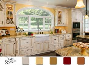 Country Kitchen Cabinet Colors Pin By Kitchen Design Ideas On Color Schemes