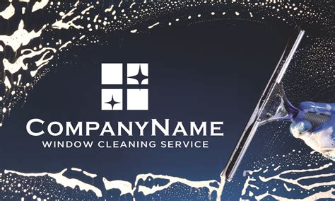 Free Window Cleaning Business Cards Templates by Free Business Card Templates Cleaning Service Images