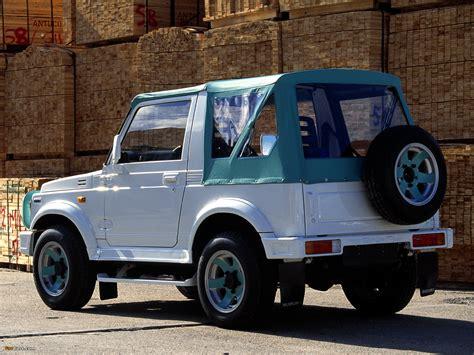 1990 Suzuki Samurai by 1990 Suzuki Samurai Information And Photos Zombiedrive