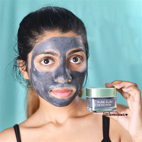 Detox Mask Review by Loreal Clay Detox Mask Review Reviews
