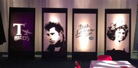 Grease Decorations by Grease Theme Ideas 50s Supplies