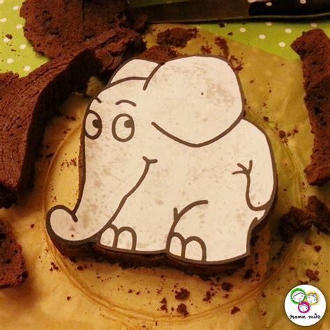 elefanten kuchen bis einer heult ich back mir einen elefanten