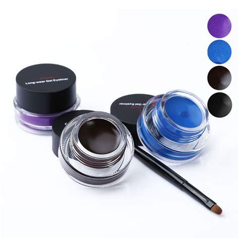 Eyeliner Yanqina yanqina waterproof eyeliner gel set makeup 24 hours