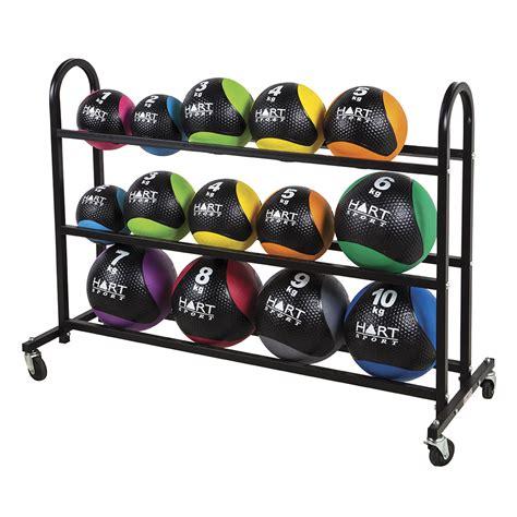 Sports Racks by Hart Portable Medicine Rack Med Racks