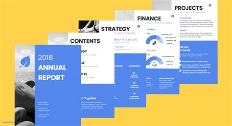 Nonprofit Annual Report Design Sles Free Resume Sles Small Non Profit Annual Report Template