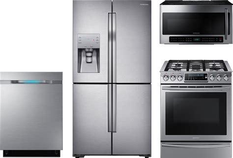 Kitchen: Stainless Steel Kitchen Appliance Package   4