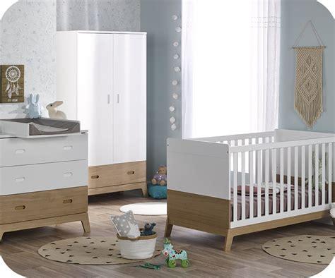 habitacion bebe blanca habitaci 243 n beb 233 completa aloa blanca y madera