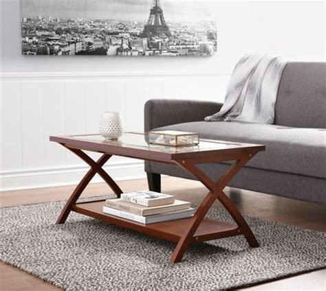 hometrends glass top coffee table walmart ca