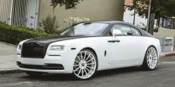 White Rolls Royce Wraith Rolls Royce White Wraith Car Gallery Forgiato
