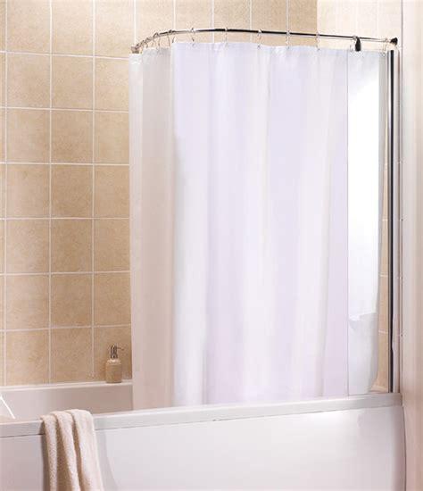 shower curtain rails for baths bath curtain rails qs supplies