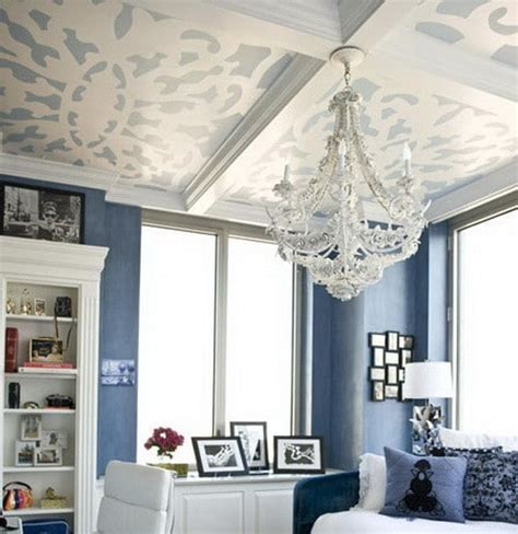 Painted Ceiling Designs by 50 Amazing Painted Ceiling Designs Ideas Us2