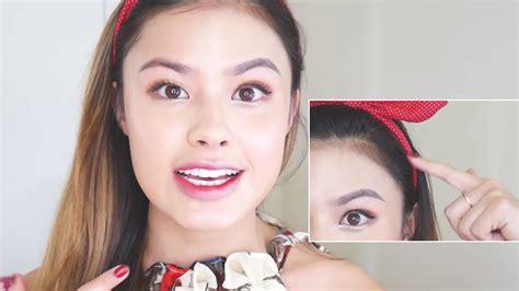 tutorial makeup korea 2016 korean makeup looks 2016 makeup vidalondon