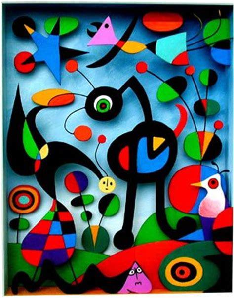 imagenes surrealistas de joan miro arte en camino joan miro