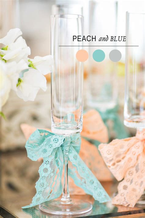 Bridal Shower Colors 5 Trending Bridal Wedding Shower Color Ideas To