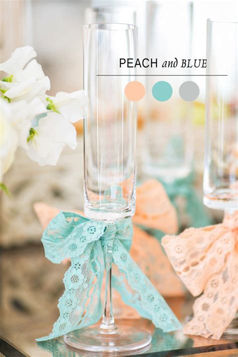 5 Trending Bridal Wedding Shower Color Ideas To Love