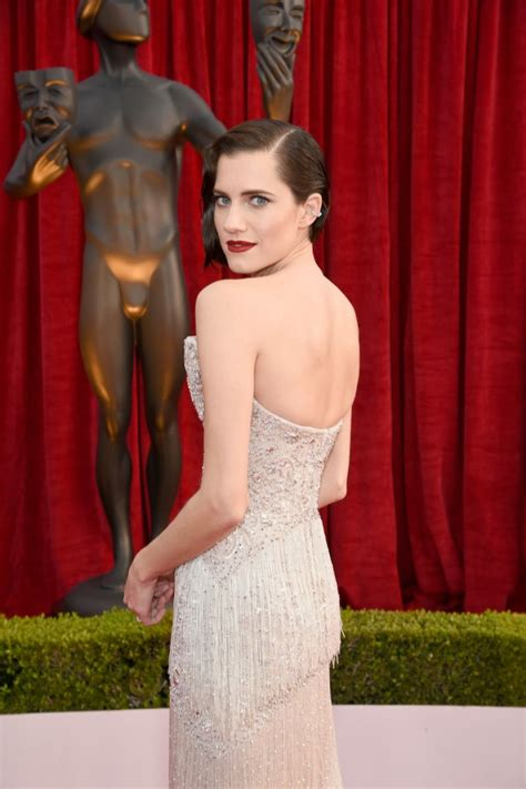 Screen Actors Guild Awards Williams by Allison Williams At 24th Annual Screen Actors Guild Awards