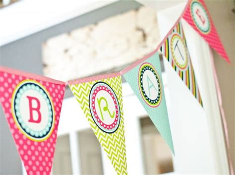 small printable birthday banner 103 best images about birthday printables and diy ideas on