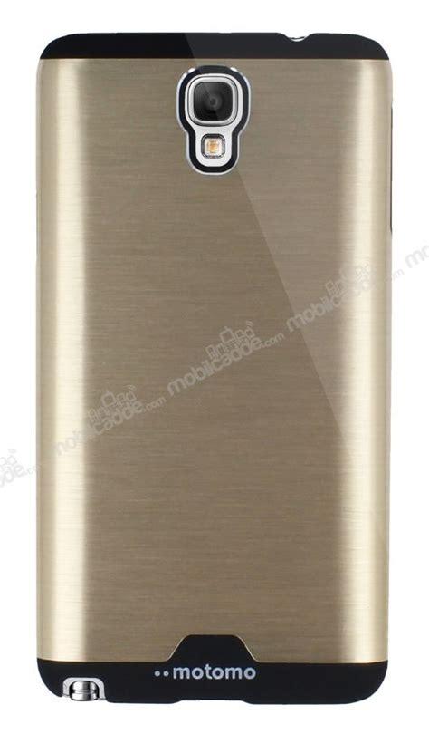 Samsung Galaxy Note 3 Neo Motomo Metal Brushed Cover Casing Keren motomo samsung n7500 galaxy note 3 neo metal gold rubber kılıf