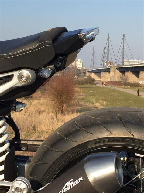 Motorrad Umbau Einsitzer by Einsitzer Kurzes Heck Bmw Ninet Umbauten