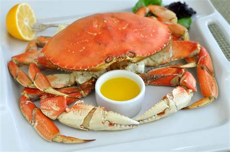 how to cook and clean a dungeness crab former chef