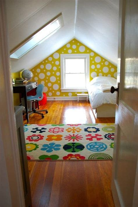 low ceiling attic bedroom ideas 20 bright attic room for children s home design and interior