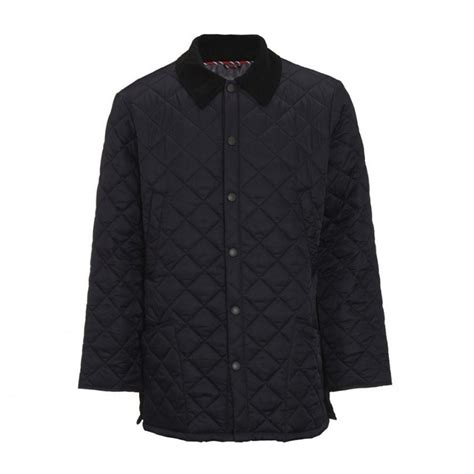 Next Mens Jackets Quilted by Barbour Curlew Quilted Jacket Free Delivery