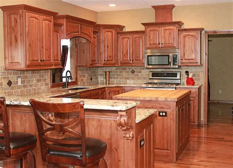 alder wood cabinets kitchen the cabinets plus knotty alder kitchen cabinets