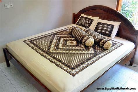 Batik Kesik Soga sprei batik pekalongan soga kayu