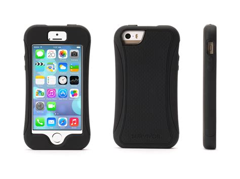 Griffin Survivor Iphone 5 5s Black Limited griffin iphone 5 5s iphone se slim protective survivor slim ebay