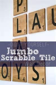 top 25 ideas about scrabble tiles on