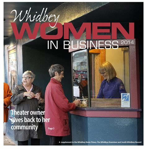 a supplement to escrow is in business whidbey in business 2014 by