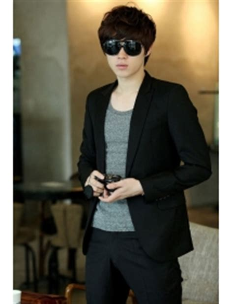 Blazer Korea Pria Jaket Sweater Blazer Jas Pria Import Korea