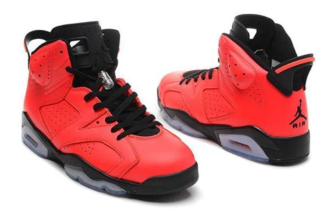 imagenes jordan retro 6 air jordan 6 retro womens infrared 23 red black cheap sale