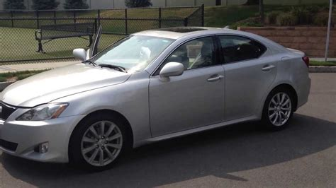 manual cars for sale 2007 lexus es seat position control 2007 lexus is250 rare 6 speed manual transmission for sale youtube