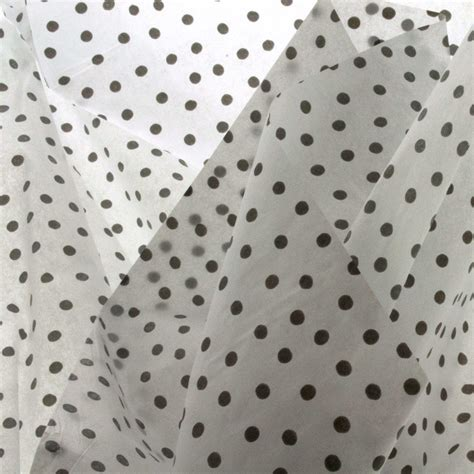 Tisu Polkadot By Our polka dot tissue paper patterned tissue paper