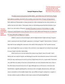 Reaction Essay Outline by Response Paper Brand New Custom Essay Writing Service Essay Tv