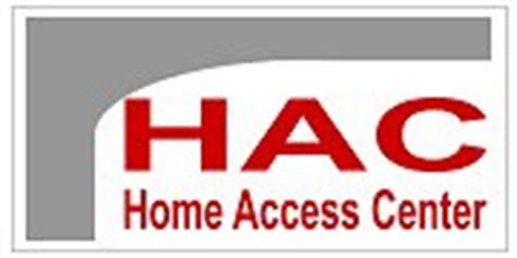 hac home access center hac home access center