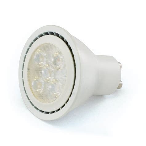 Led Light Bulbs Gu10 Liteline Corporation Gu10led6w 30k Wh Gu10 Led Light Bulb Lowe S Canada