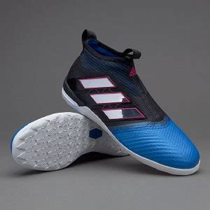 Sepatu Futsal Ace 17 3 Primemesh Pink White Turf pro direct soccer adidas indoor football boots football
