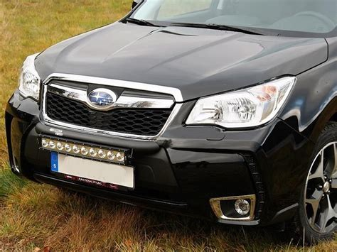 2014 subaru forester light bar subaru forester 2013 wilderness lighting bumper mount