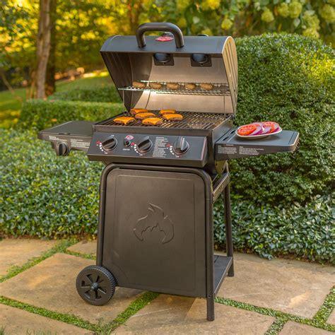 amazon com char griller 3001 grillin pro 40 800 btu gas