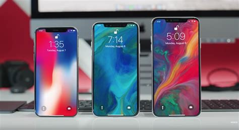 New Iphones 2018 Apple Has Certified Key Suppliers Of 2018 Iphones As Volume Production Set To Begin Macrumors