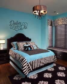 Cute Teenage Bedrooms Cute Teen Bedroom Blue Black White Dream Bedrooms